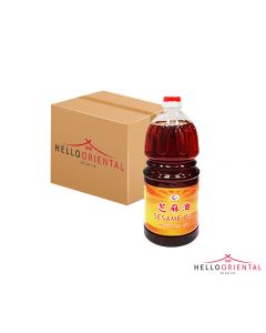 EAST ASIA SESAME OIL 1.8L (CASE OF 6)