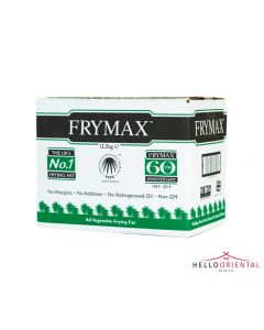 FRYMAX VEGETABLE FRYING FAT 12.5KG