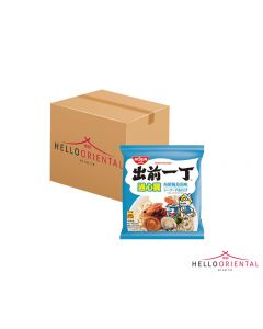 NISSIN MACARONI SEAFOOD ABALONE (CASE OF 30)