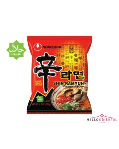 NONGSHIM INSTANT NOODLES SHIN RAMYUN (CASE OF 40)