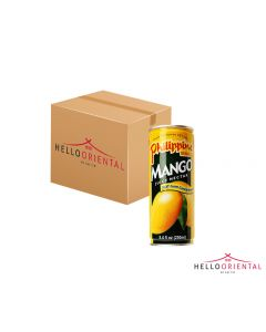 PHILIPPINE MANGO JUICE NECTAR 250ML (CASE OF 24)