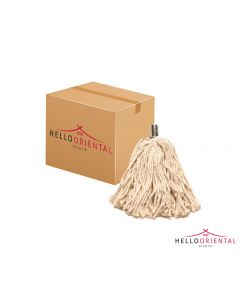 PREEMA JUMBO METAL MOP HEAD NO.16 (PACK OF 10)