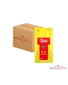 TILDA FRAGRANT JASMINE RICE 10KG (CASE OF 104)