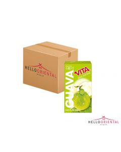 VITA GUAVA JUICE DRINK 250ML (CASE OF 48)