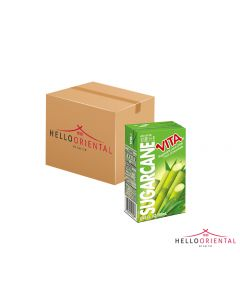 VITA SUGAR CANE JUICE DRINK 250ML (CASE OF 48)