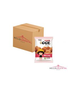 WEILIH GGE NOODLE SNACK BBQ 80G (CASE OF 15)