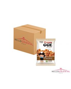WEILIH GGE NOODLE SNACK SOY SAUCE 80G (CASE OF 15)